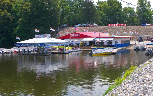 Lake Shafer Boat Rentals   Monticello, Indiana By Indiana Beach